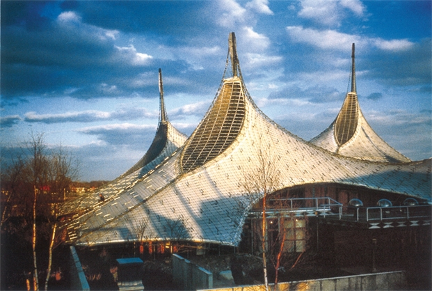 The 1967 International and Universal Exposition or Expo 67, 1967, Montreal Canada