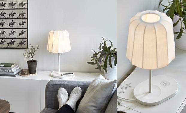 lámparas HOME SMART de ikea en diariodesign