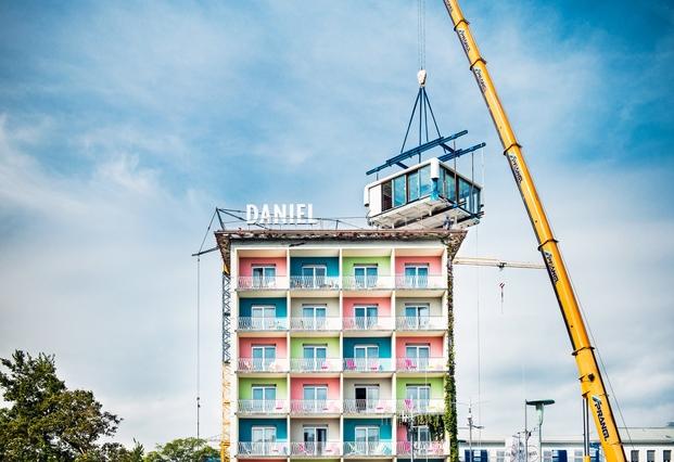 12 loftcube hotel daniel graz