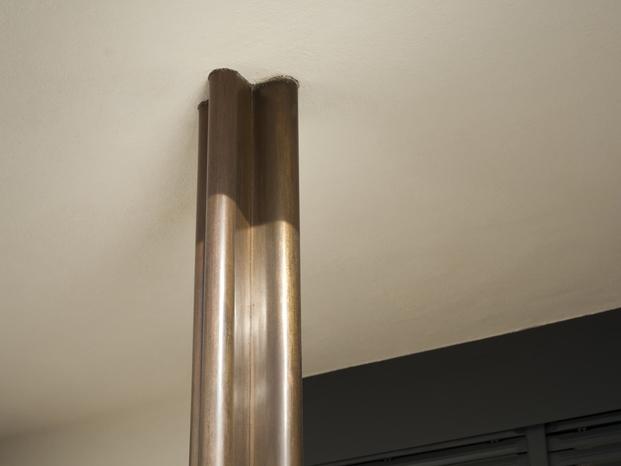 pilares en casa Tugendhat Brno mies van der rohe diariodesign