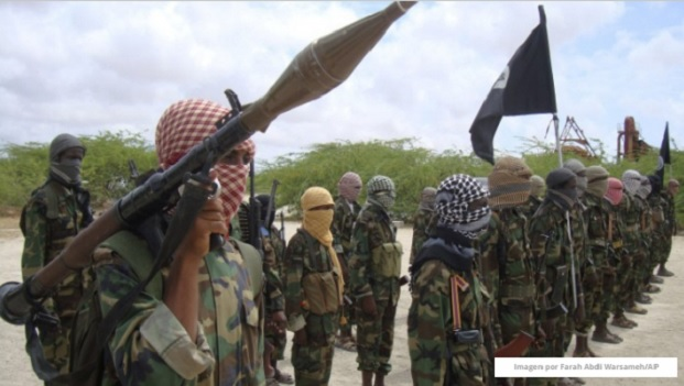Bombardeos Kenia