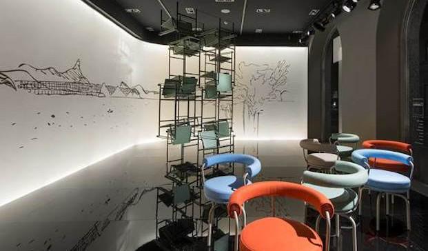 Cassina showroom