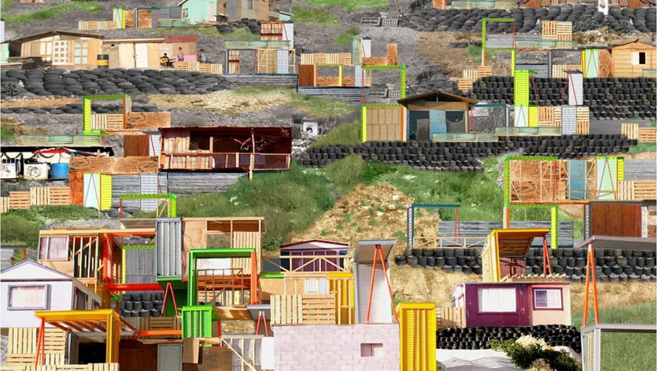 Development by Design Teddy Cruz project Borderlands