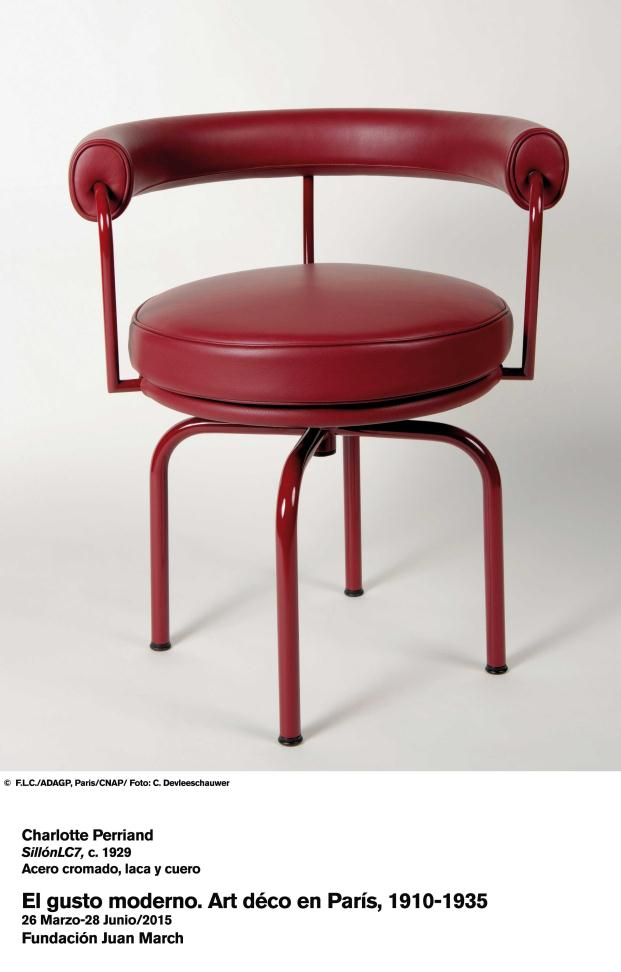 El-gusto-moderno-Art-deco-en-París-1910-1935-Fundación-Juan-March-en-Madrid (2)