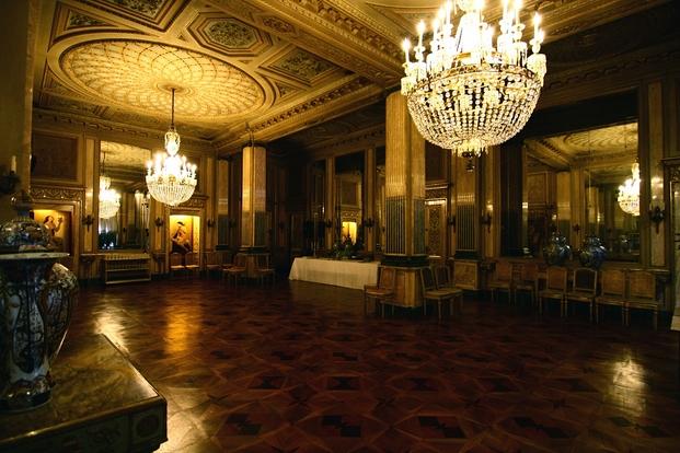 Foto Sala da Ballo vuota