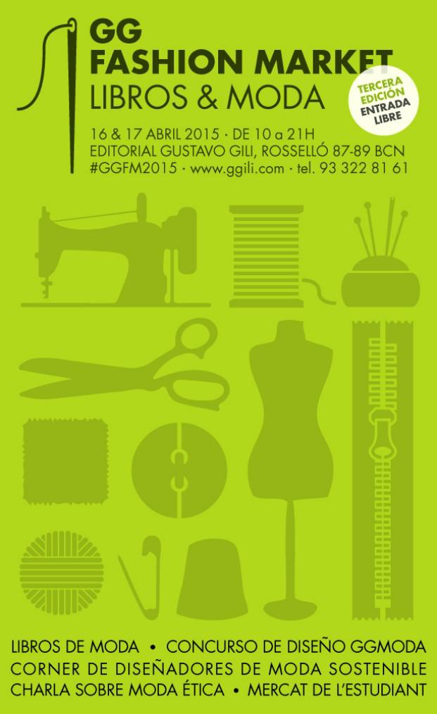 Gustavo Gili Fashion Market cartel