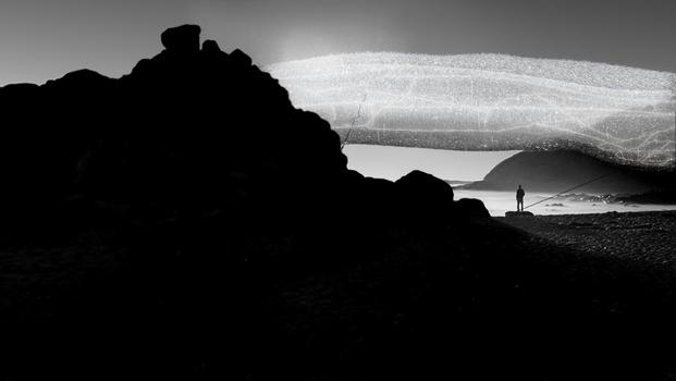 Light of ancestral Seas; by Valle Medina, student at ETH Zurich, Switzerland
