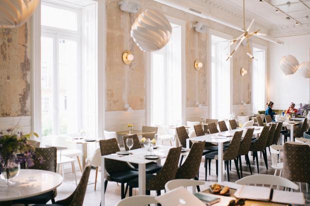 imagen restaurante El Imparcial interiorismo de Madrid in love en diariodesign