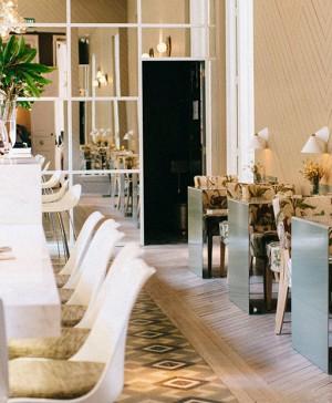El Imparcial restaurante Madrid in love en diariodesign