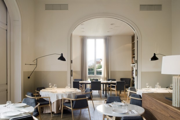restaurante iradier metropolitan en barcelona en diario design