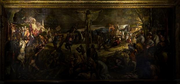 Tintoretto in motion, Italy; by Alberto Pasetti Bombardella ©officine Panottiche and Nuovo Studio