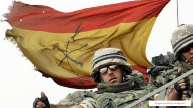 Tropas españolas en irak