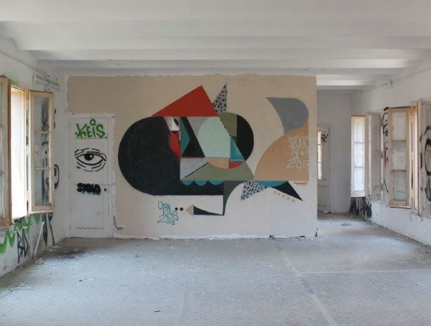 Grafiti de Spogo