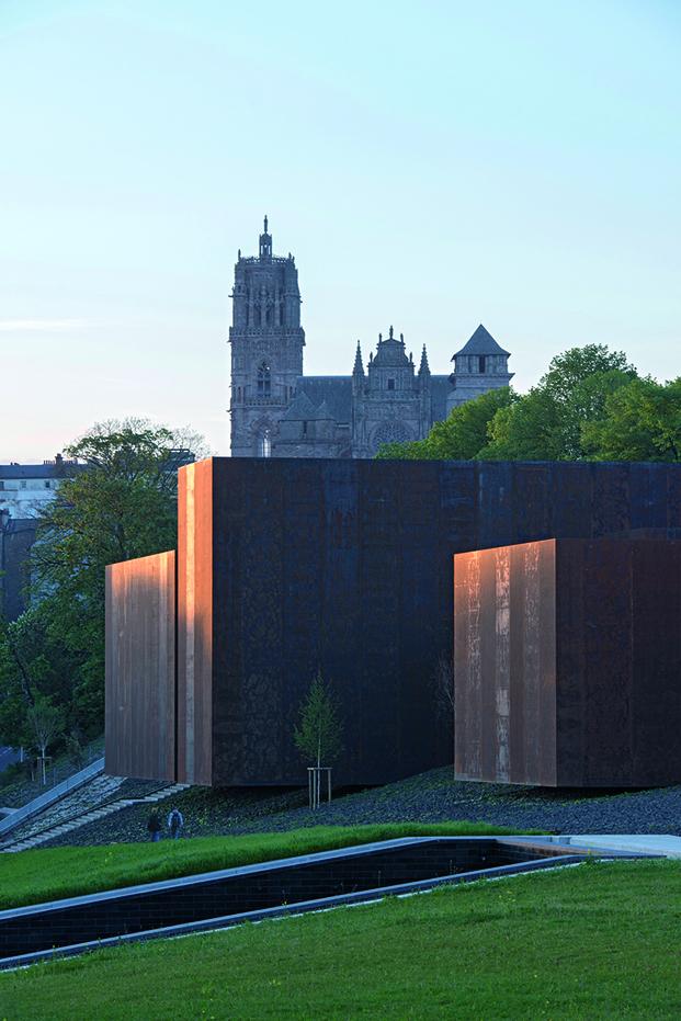 Museo Spulages rcr arquitectes diariodesign