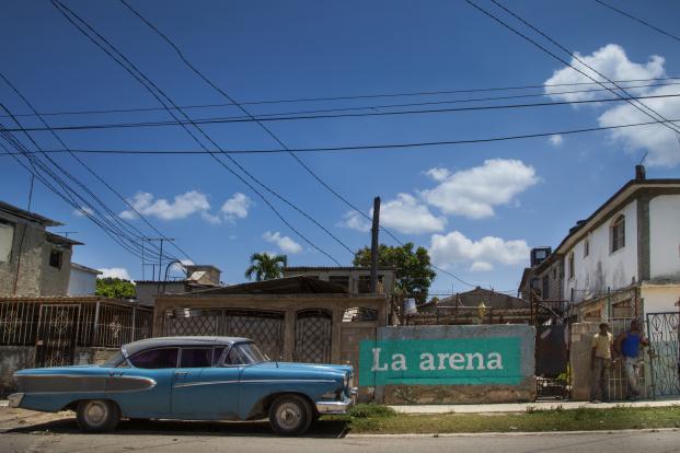 04_BoaMistura__BienalLaHabana_La arena