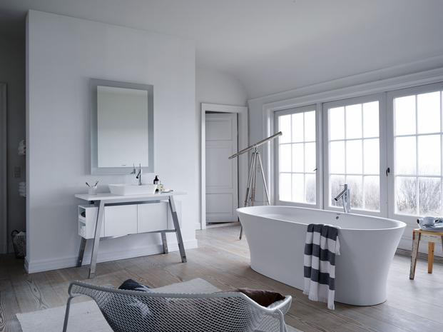 Cape Code duravit nuevos diseños para el baño en diariodesign