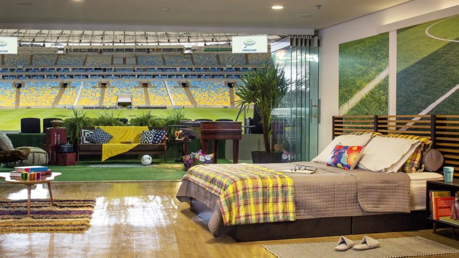 1 maracana airbnb