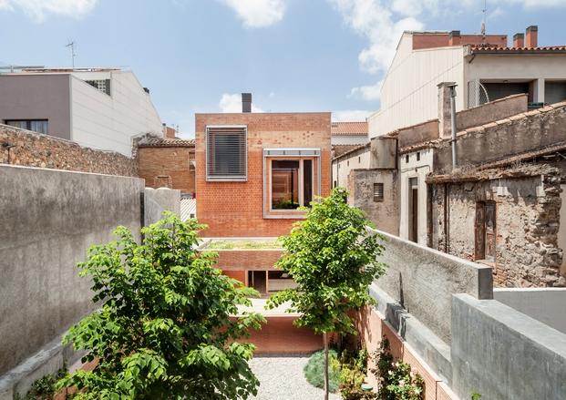 casa 1014  en Granollers por H Arquitectes fad arquitectura