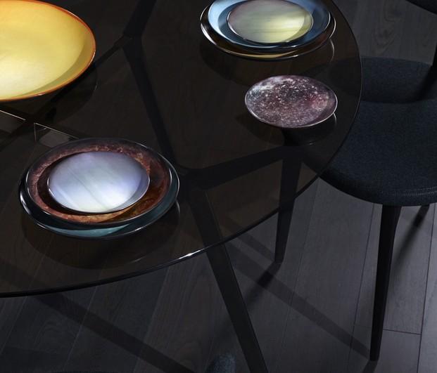diesel living with seletti cosmic dinner cerámica de diseño diariodesign