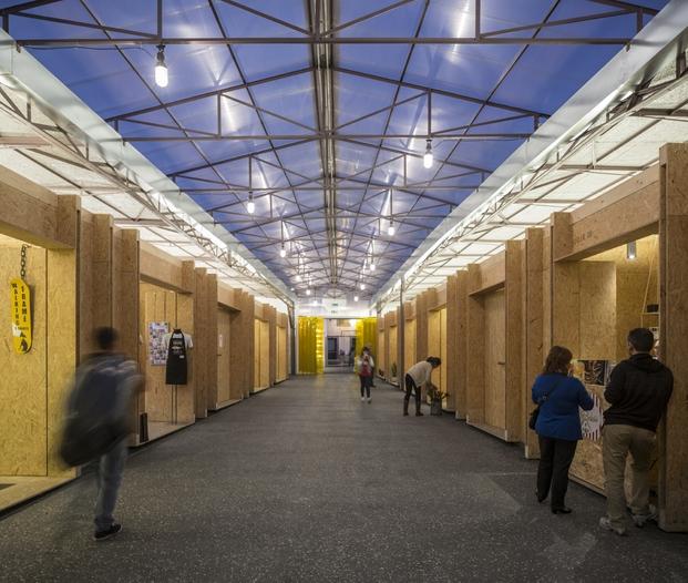 Armazém do Mercado Funchal y Paulo David, arquitectos finalistas fad