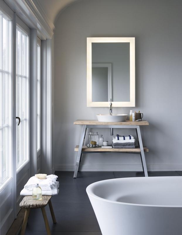 nuevos diseños para el baño en diariodesign Cape Code duravit