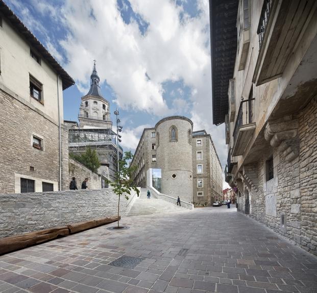 mejora centro Vitoria  Tabuenca & Leache  Arquitectos fad arquitectura