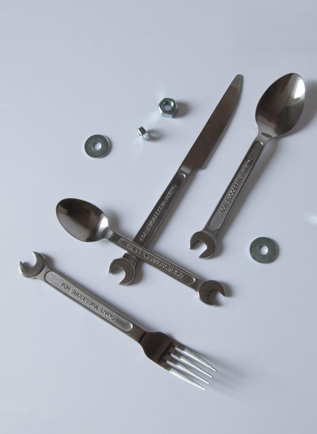Diesel living with Seletti - DIY cutlery