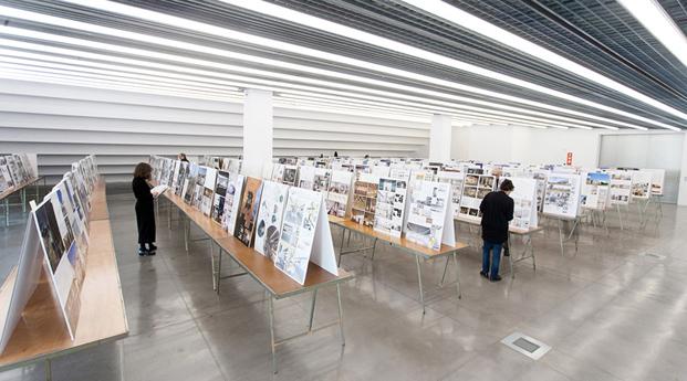 exposicion de los premios Fad de arquitectura 2015