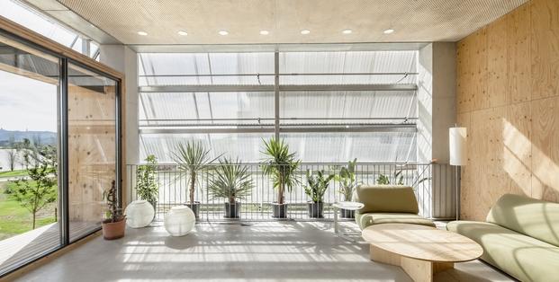 finalista fad arquitectura finalista Centre de Recerca de H Arquitectes