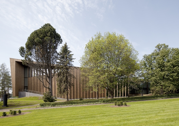 museo gösta serlachius finalista 2015 fad arquitectura