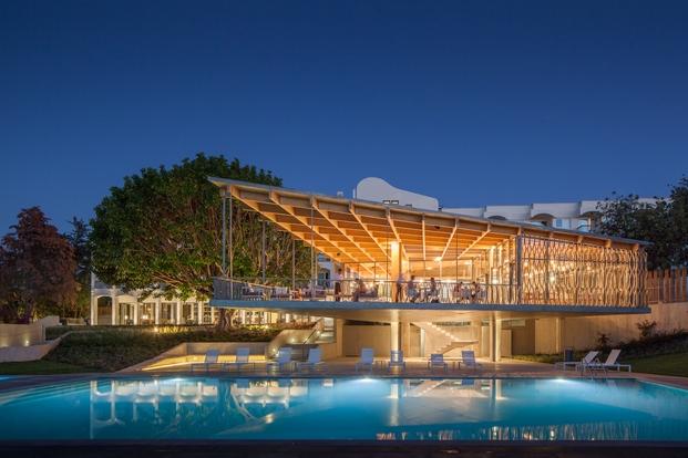fad arquitectura finalista 2015 ozadi tavira hotel de campos costa arquitectos