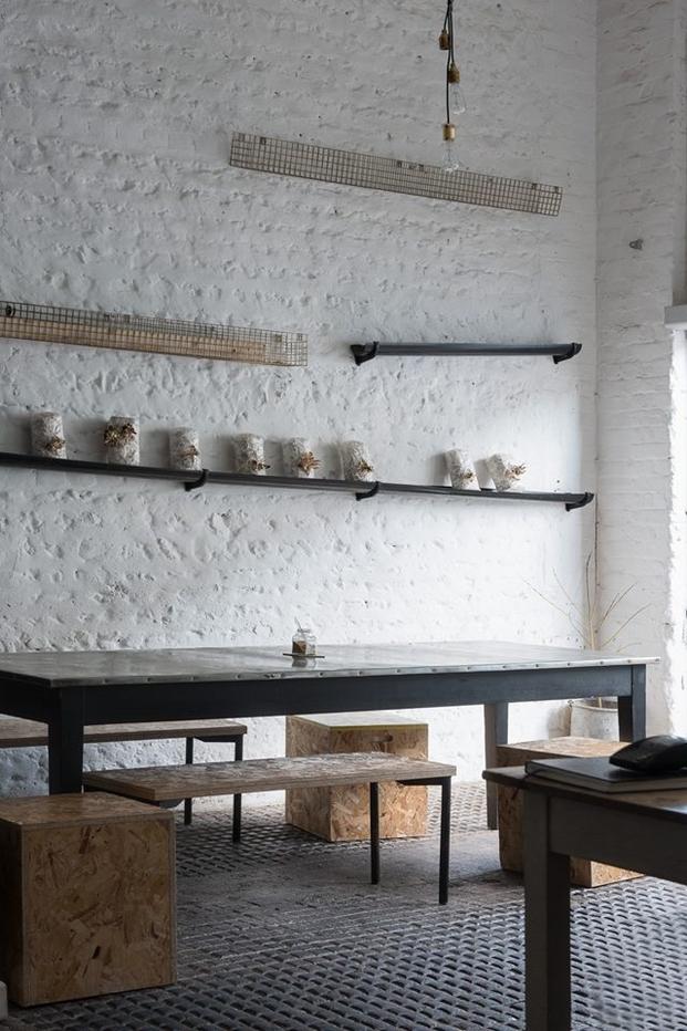 Silo zero waste Bakery el primer restaurante cero residuos del Reino Unido diariodesign