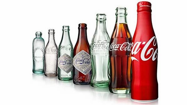 8 botella Coca-Cola