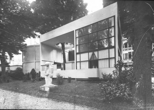 Le Corbusier, Pierre Jeanneret, Pavillon de l'Esprit Nouveau, Paris, 1925 © FLC, ADAGP, Paris 2015 © ADAGP, Paris 2015