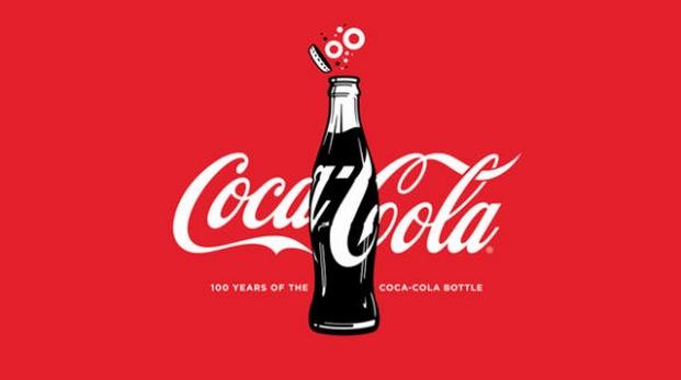 9 botella Coca-Cola