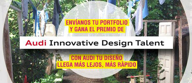 Audi Design Innovative Talent 2015