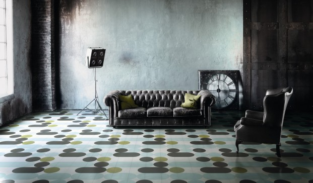 Bisazza Cementiles_Pill Cocktail_design INDIA MAHDAVI