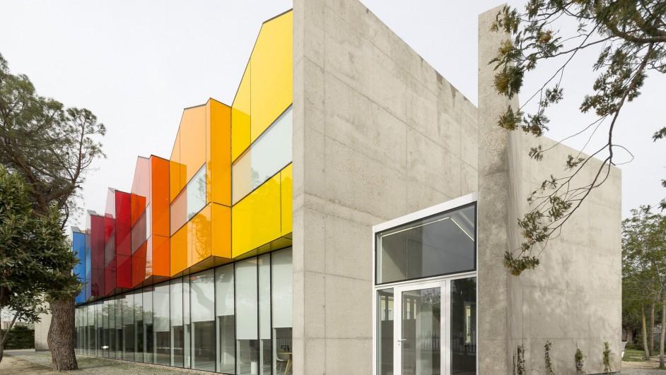 Casa para ni os con par lisis cerebral diariodesign for Casas exterior para ninos