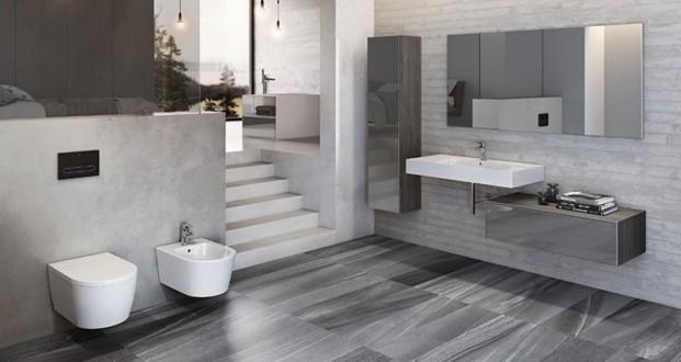 Colección Inspira de roca nuevos diseños para el baño en diariodesign