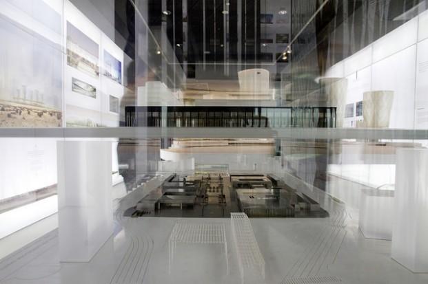 Expo RCR Arquitectes Palau Robert dfiariodesign