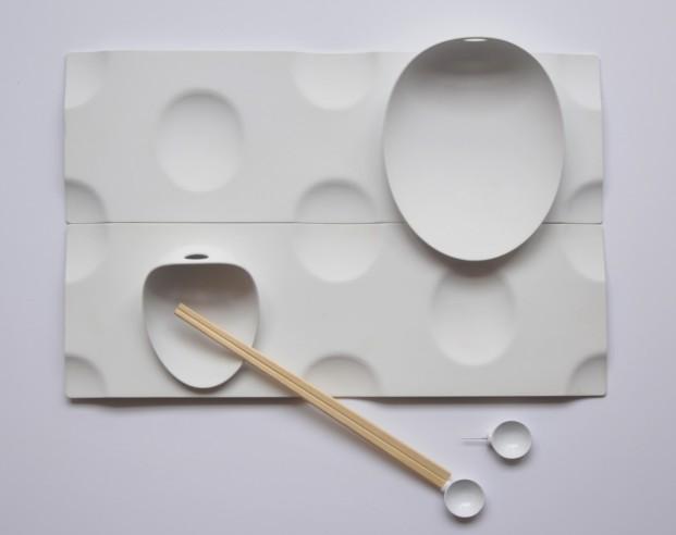 Jomon, diseño de Bankook (Ana Roquero y Aitor Elizegui), para Cookplay