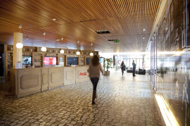 SEDE COCA-COLA visitar durante el Open House Madrid