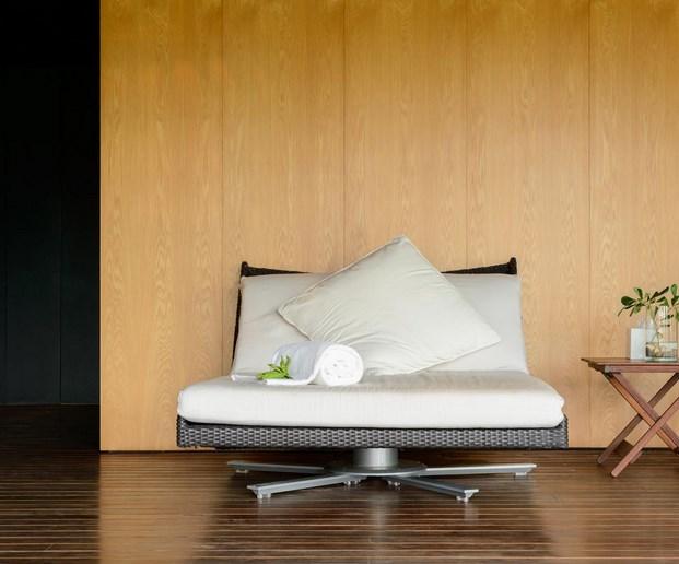 mobiliario en Son Brull  Aparicio Interiores arquitectura mediterránea en diariodesign