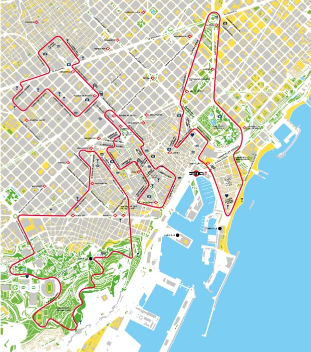 martini city circuits map