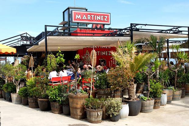 terraza martinez