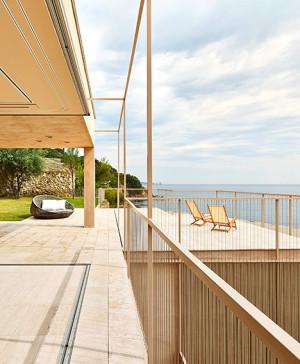casa bastida bosch capdeferro en la costa brava diariodesign
