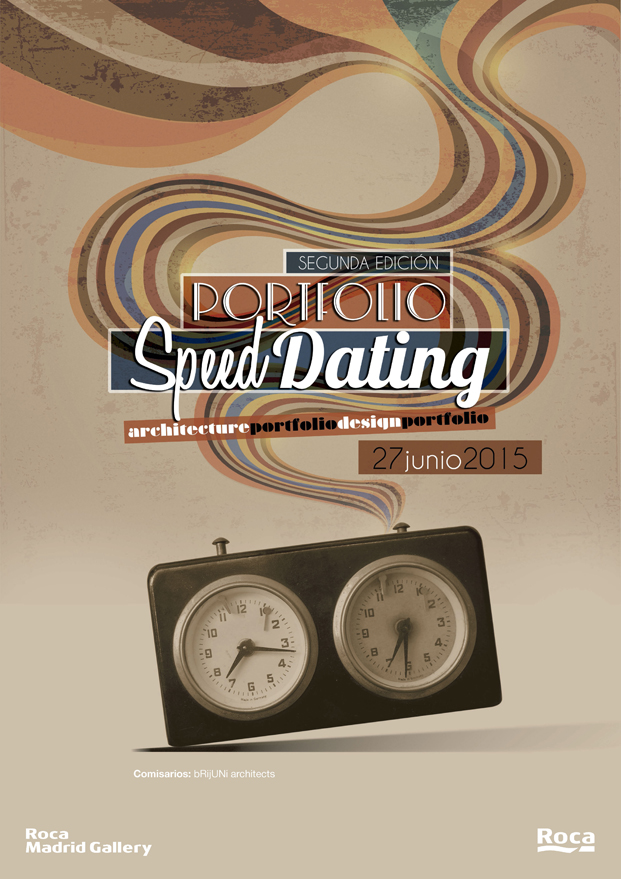 Cartel general speed dating MADRID 2015