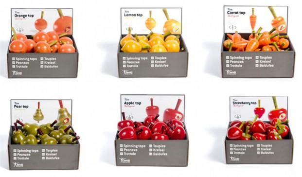 Fruit tops andreu carulla