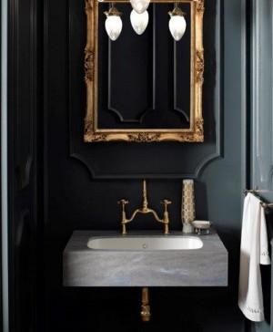 Modelo dupont Corian Peace baño diariodesign