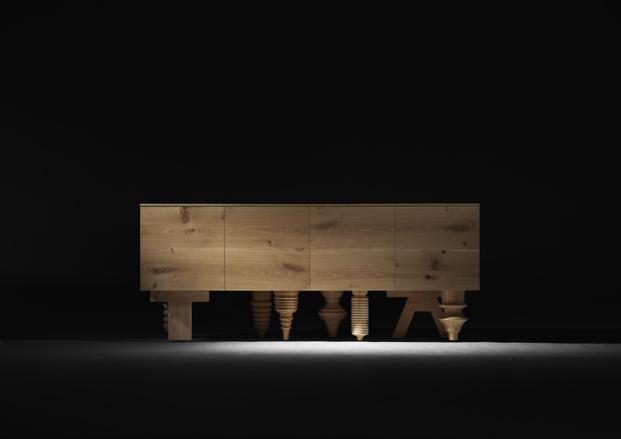 Multileg cabinet_bd barcelona_Jaime Hayon_01